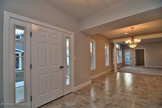 New Construction,Townhouse, Traditional - South Abington Twp, PA (photo 5)