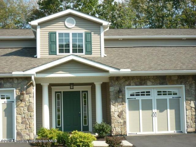 New Construction,Townhouse, Colonial - South Abington Twp, PA (photo 1)