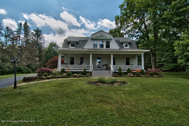 Farm House, Single Family - Dalton, PA (photo 1)