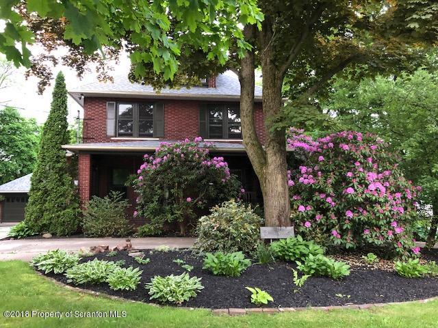 Colonial,Traditional, Single Family - Clarks Green, PA (photo 1)