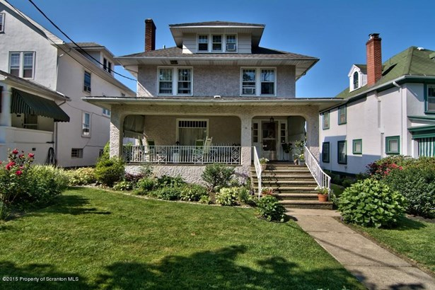 Colonial, Single Family - Dunmore, PA (photo 1)