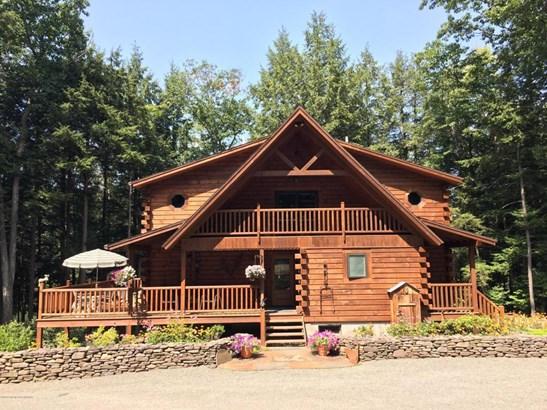 Log Home, Single Family - New Milford, PA (photo 1)