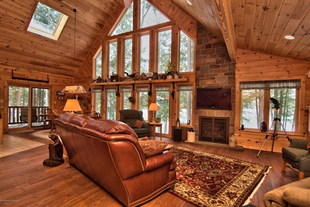 Log Home, Single Family - New Milford, PA (photo 3)