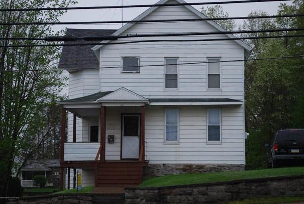 Duplex Up & Down - Carbondale, PA