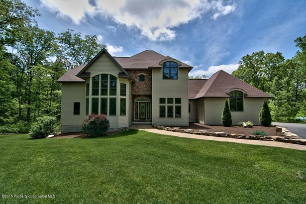 Contemporary, Single Family - Roaring Brook Twp, PA (photo 1)