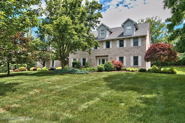 Colonial, Single Family - Clarks Green, PA (photo 1)