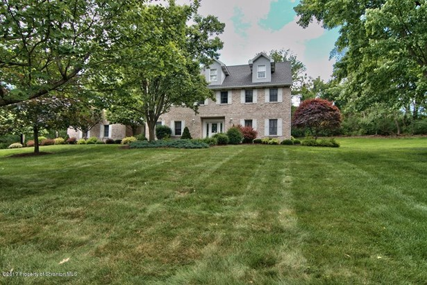 Colonial, Single Family - Clarks Green, PA (photo 2)