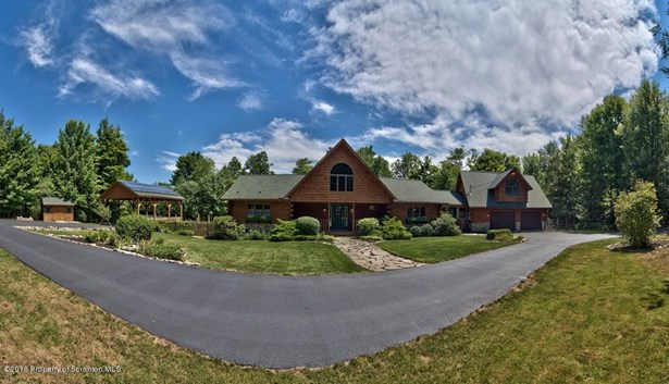 Log Home, Single Family - Moscow, PA (photo 5)