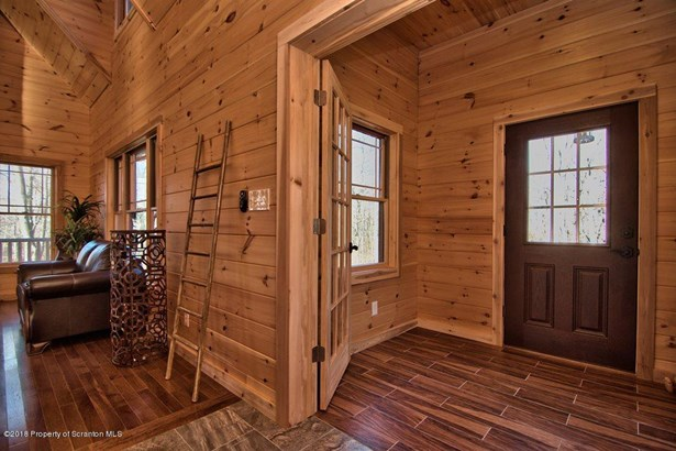 Log Home,Traditional, Single Family - Roaring Brook Twp, PA (photo 2)
