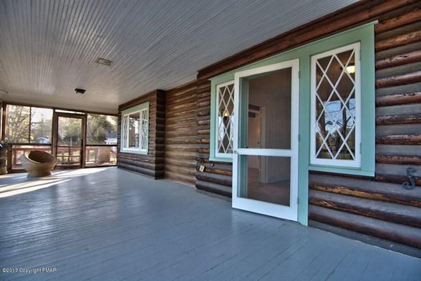 Dutch Colonial,Log Home, Detached - Buck Hill Falls, PA (photo 4)