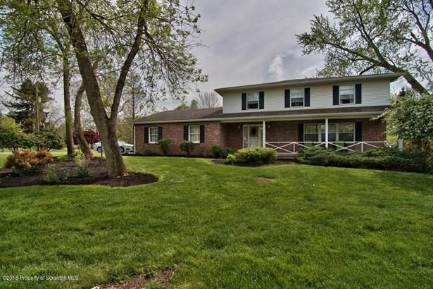 Colonial, Single Family - Clarks Green, PA (photo 2)