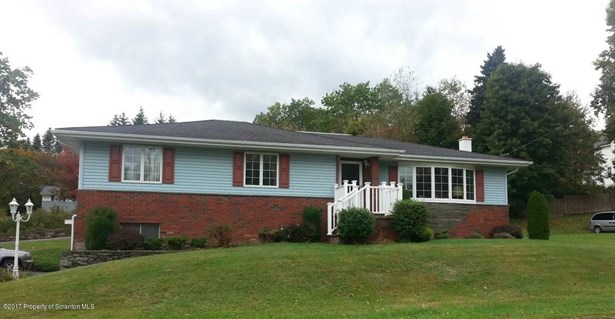 Raised Ranch, Single Family - Carbondale, PA (photo 1)