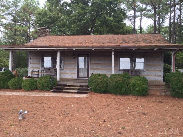 Single Family Residence, Log - Rustburg, VA
