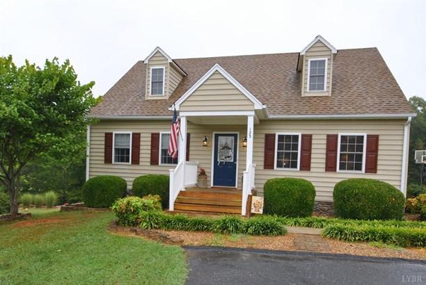 Cape Cod, Single Family Residence - Concord, VA