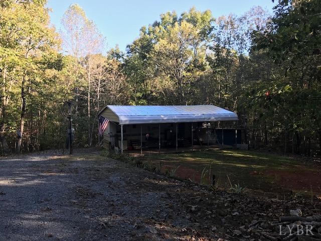 Unimproved Land - Gretna, VA
