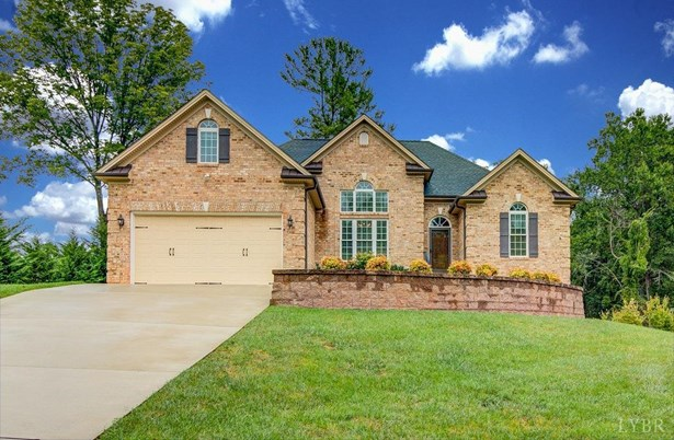 Single Family Residence, Ranch - Lynchburg, VA (photo 1)
