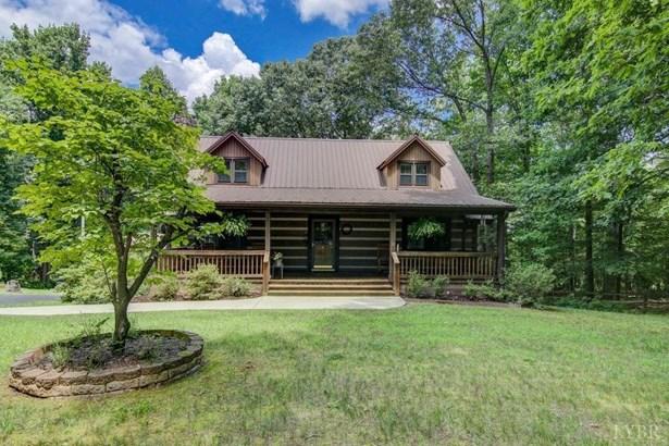 Single Family Residence, Log - Evington, VA (photo 2)