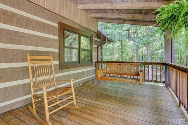 Single Family Residence, Log - Evington, VA (photo 3)