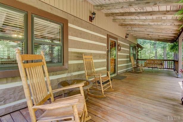 Single Family Residence, Log - Evington, VA (photo 4)