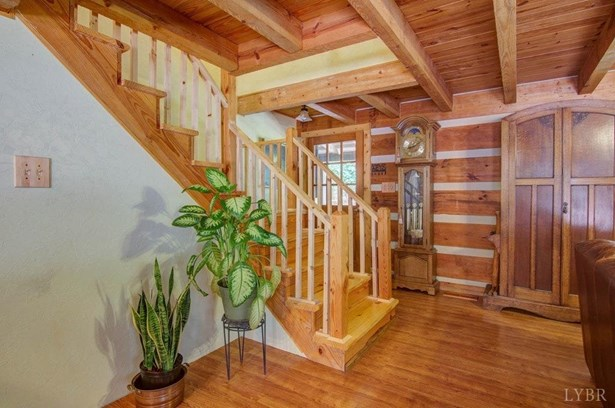 Single Family Residence, Log - Evington, VA (photo 5)