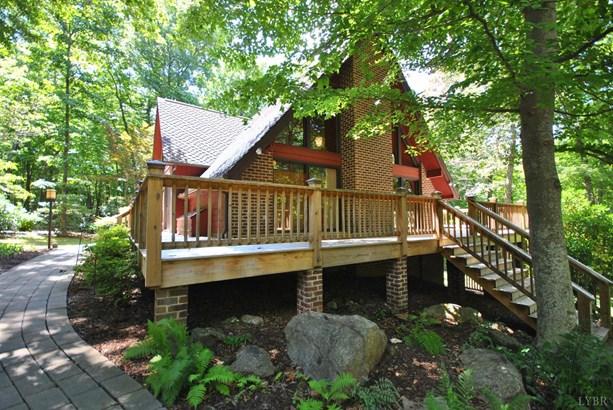 Single Family Residence, Contemporary - Lynchburg, VA (photo 4)