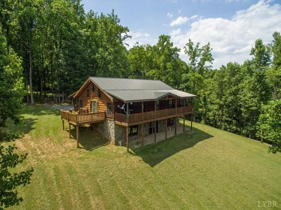 Single Family Residence, Log - Montvale, VA (photo 1)