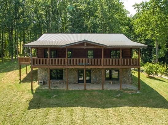 Single Family Residence, Log - Montvale, VA (photo 2)