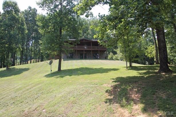 Single Family Residence, Log - Montvale, VA (photo 4)