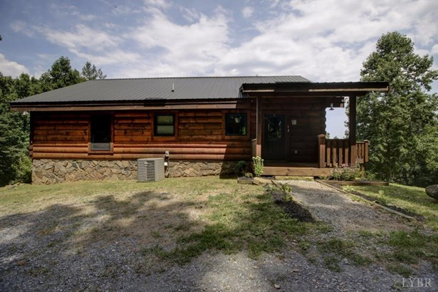 Single Family Residence, Log - Montvale, VA (photo 5)