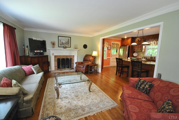 Single Family Residence, Ranch - Lynchburg, VA (photo 4)