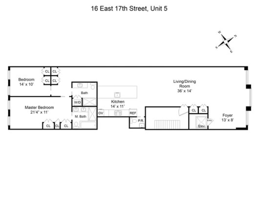 16 East 17th Street 5flr, New York, NY - USA (photo 5)