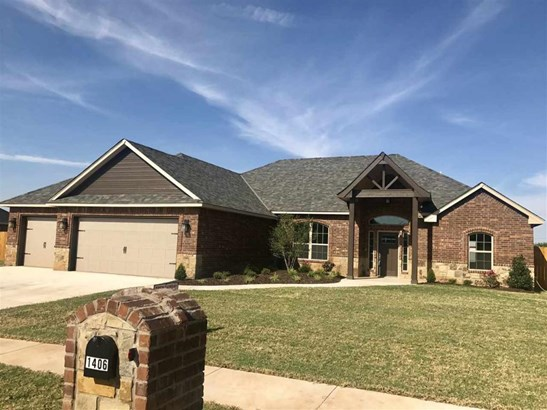 1406 Ne 61st St, Lawton, OK - USA (photo 1)
