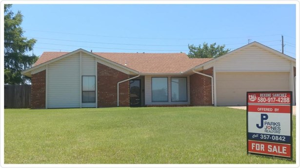 609 Sw Chaucer Way, Lawton, OK - USA (photo 1)