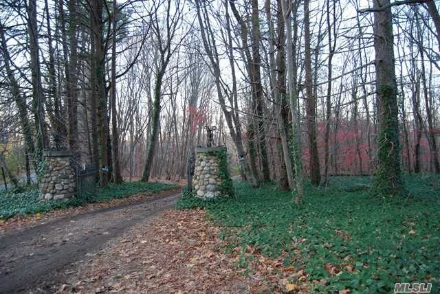 Lot 2 Gate Rd, Nissequogue, NY - USA (photo 1)
