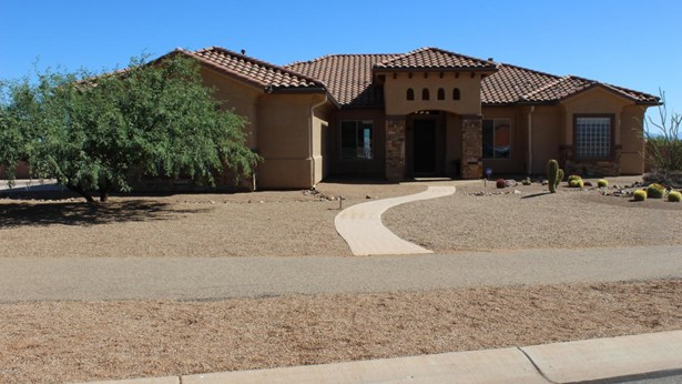 4133  Camino Soledad, Sierra Vista, AZ - USA (photo 1)