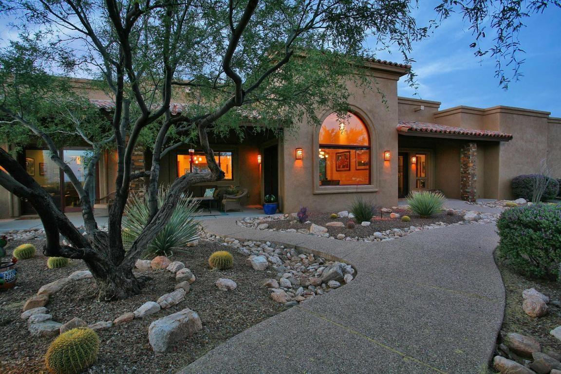 10601 E Pueblo Canyon Place, Tucson, AZ - USA (photo 1)