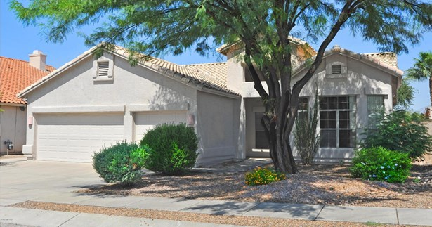 9847 E Poncho Place, Tucson, AZ - USA (photo 1)