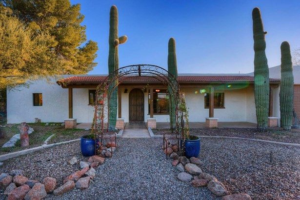 8655 N Scenic Drive, Tucson, AZ - USA (photo 1)