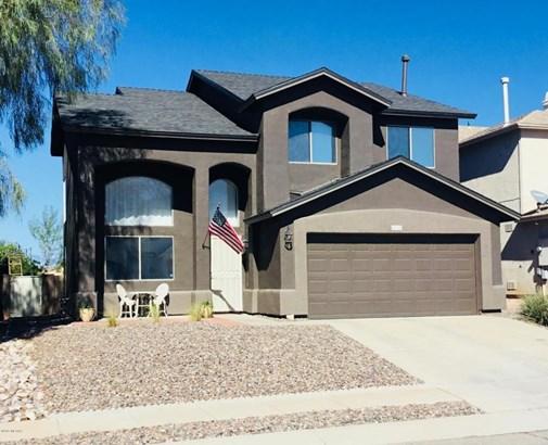8749 E Chimney Spring Drive, Tucson, AZ - USA (photo 1)