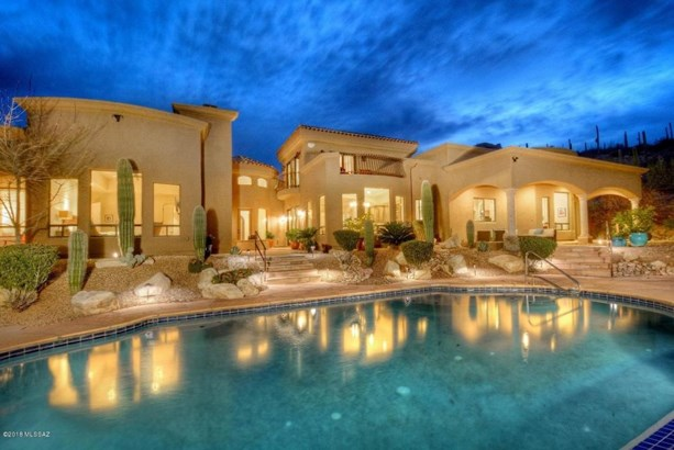 260 N Resort Hills Place, Tucson, AZ - USA (photo 1)
