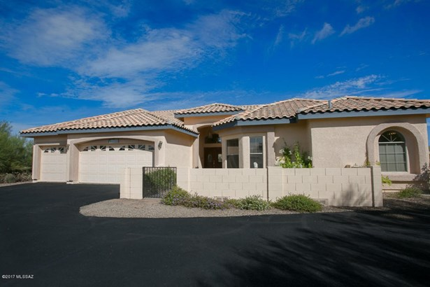 11026 E Kiva Ridge Place, Tucson, AZ - USA (photo 1)