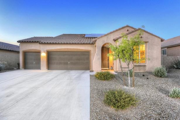 12588 N Green Oak Drive, Marana, AZ - USA (photo 1)