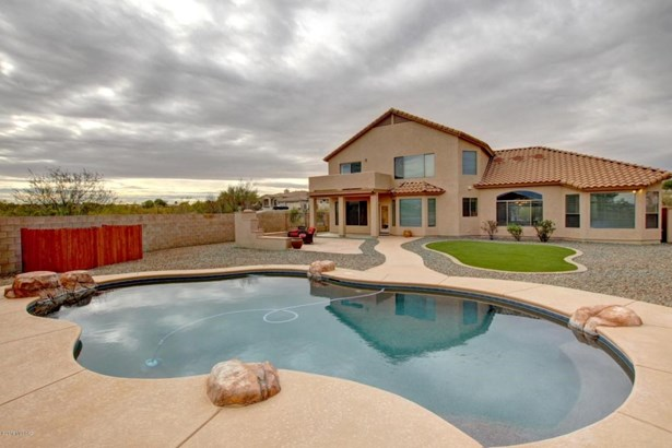 4536 W Desert Zinnia Drive, Tucson, AZ - USA (photo 1)