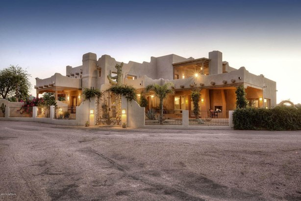 3750 W Morgan Road, Tucson, AZ - USA (photo 1)