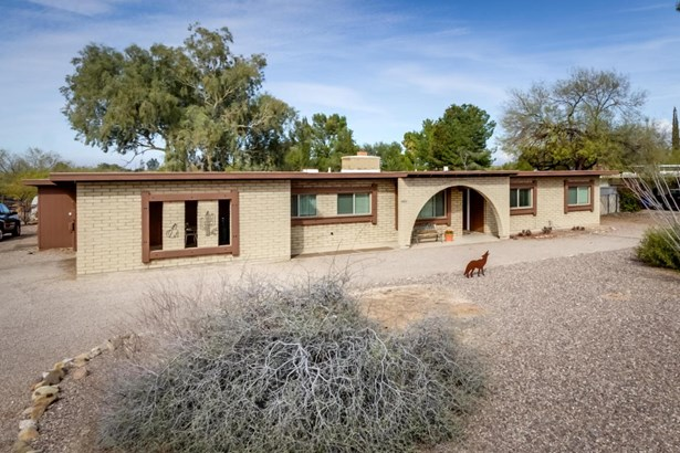 7781 N Paseo Monserrat, Tucson, AZ - USA (photo 1)