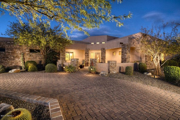 1102 W Vistoso Highlands Drive, Oro Valley, AZ - USA (photo 1)
