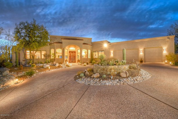 6295 N Paseo Valdear, Tucson, AZ - USA (photo 1)