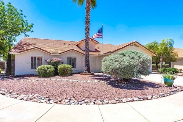 2390 S Quail Hollow Drive, Tucson, AZ - USA (photo 1)