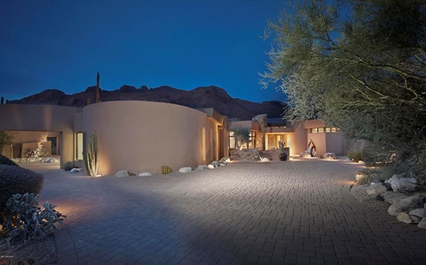 7767 N Ancient Indian Drive, Tucson, AZ - USA (photo 1)