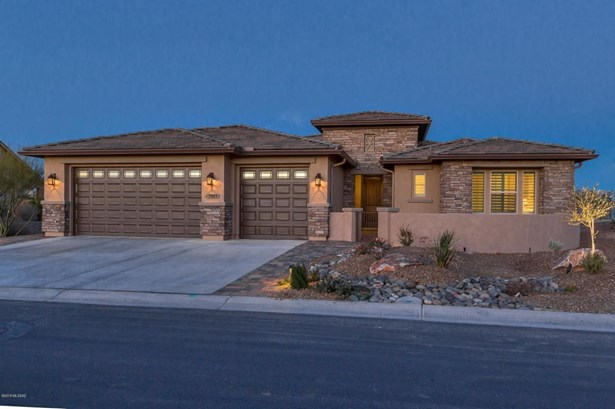 31865 S Flat Rock Drive, Oracle, AZ - USA (photo 1)